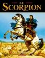 Couverture Le Scorpion, tome 5 : La vallée sacrée Editions Dargaud 2004