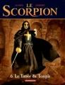 Couverture Le Scorpion, tome 6 : Le trésor du temple Editions Dargaud 2005