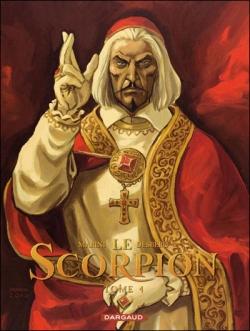 Couverture Le Scorpion, tome 04 : Le démon du Vatican