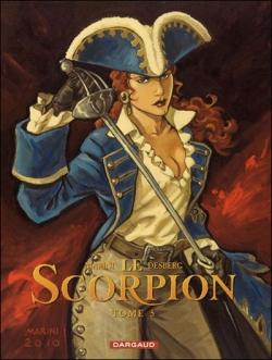 Couverture Le Scorpion, tome 05 : La vallée sacrée