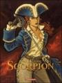 Couverture Le Scorpion, tome 05 : La vallée sacrée Editions Dargaud 2010