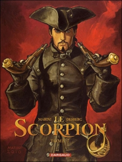 Couverture Le Scorpion, tome 07 : Au Nom du Père