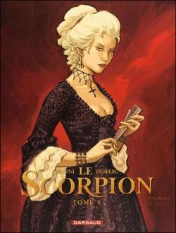 Couverture Le Scorpion, tome 08 : L'Ombre de l'Ange