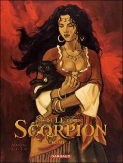 Couverture Le Scorpion, tome 03 : La croix de pierre