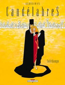 Couverture Candélabres, tome 1 : Solédango