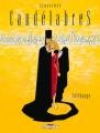 Couverture Candélabres, tome 1 : Solédango Editions Delcourt (Machination) 1999