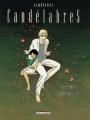 Couverture Candélabres, tome 2 : Voleurs d'étincelles Editions Delcourt (Machination) 2000