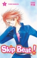 Couverture Skip Beat!, tome 01 Editions Casterman (Sakka) 2008
