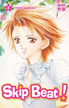 Couverture Skip Beat!, tome 02