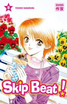 Couverture Skip Beat!, tome 08