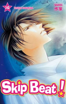 Couverture Skip Beat!, tome 10