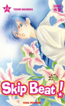 Couverture Skip Beat!, tome 11