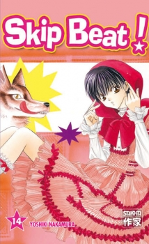 Couverture Skip Beat!, tome 14