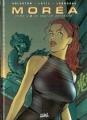 Couverture Moréa, tome 4 : Un Parfum d'Eternité Editions Soleil 2005
