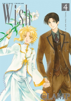 Couverture Wish, tome 4