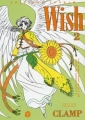 Couverture Wish, tome 2 Editions Tonkam (Shôjo) 1999