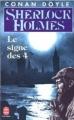 Couverture Sherlock Holmes, tome 2 : Le signe des quatre / Le signe des 4 Editions Le Livre de Poche 1995