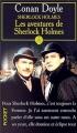 Couverture Sherlock Holme, tome 3 : Les aventures de Sherlock Holmes Editions Pocket 1997