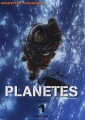 Couverture Planètes, tome 1 Editions 2002