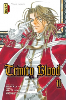 Couverture Trinity Blood, tome 11