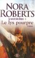 Couverture Le secret des fleurs, tome 3 : Le lys pourpre Editions J'ai Lu 2008