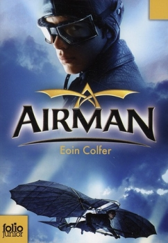 Couverture Airman