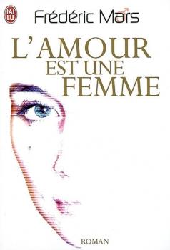 Couverture L'amour est une femme