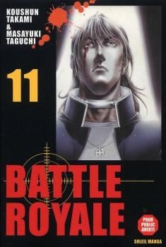 Couverture Battle royale, tome 11