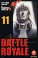 Couverture Battle royale, tome 11 Editions Soleil (Seinen) 2004