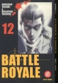 Couverture Battle royale, tome 12 Editions Soleil (Seinen) 2004