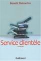 Couverture Service clientèle Editions Gallimard  2003