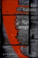 Couverture Mort aveugle Editions Grasset (Thriller) 2002