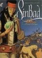 Couverture Sinbad, tome 1 : Le cratère d'Alexandrie Editions Soleil 2008