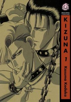 Couverture Kizuna, tome 01
