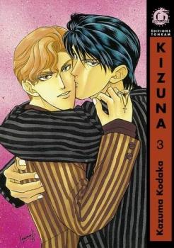 Couverture Kizuna, tome 03