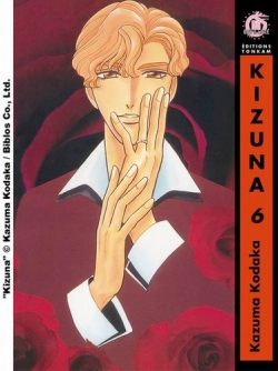 Couverture Kizuna, tome 06