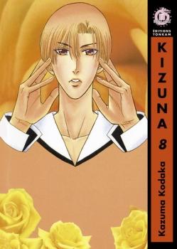 Couverture Kizuna, tome 08