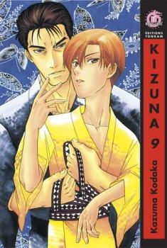 Couverture Kizuna, tome 09