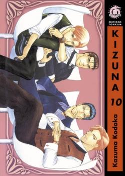Couverture Kizuna, tome 10