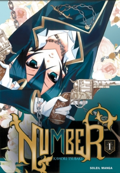 Couverture Number, tome 1