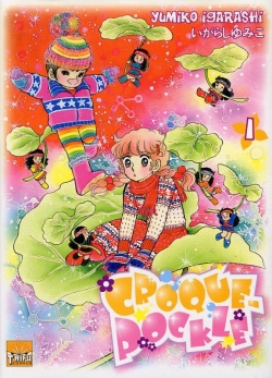 Couverture Croque pockle, tome 1