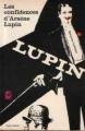 Couverture Les Confidences d'Arsène Lupin Editions Le Livre de Poche 1965