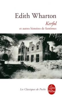 Couverture Kerfol et autres histoires de fantômes