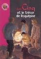 Couverture Les Cinq et le trésor de Roquepine Editions Hachette (Bibliothèque rose) 2000