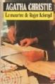Couverture Le meurtre de Roger Ackroyd Editions Le livre de poche 1990