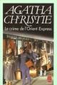 Couverture Le crime de l'orient-express Editions Le Livre de Poche 1997