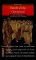 Couverture Germinal Editions Pocket (Classiques) 1998