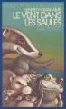Couverture Le vent dans les saules Editions Gallimard  (1000 soleils) 1980