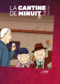 Couverture La cantine de minuit, tome 07 Editions Le lézard noir 2020