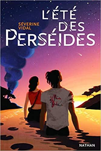 Couverture L'été des Perséides